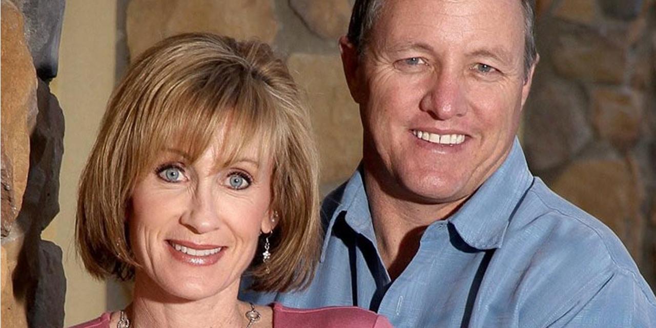 Kim e Krickitt Carpenter, autores do livro Para Sempre.