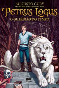 Capa do livro Petrus Logus – O Guardião do Tempo