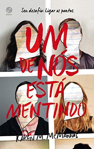 Imagem da capa do livro Um de nós está mentindo
