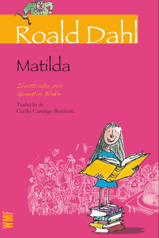livro-matilda-road-dahl
